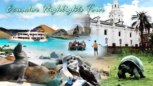 Ecuador Highlights Tour