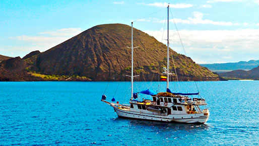 Galapagos 5 days cruise