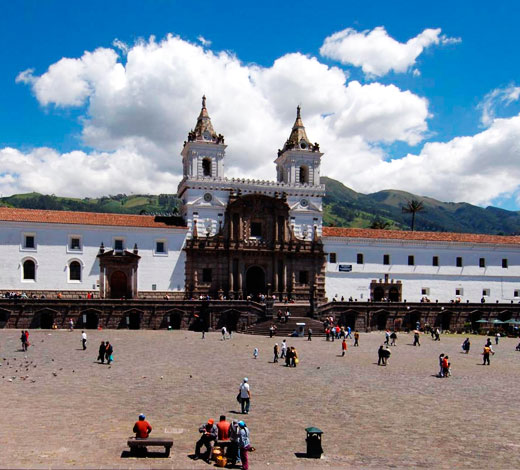 Tour January 1 / Thursday: Quito - Cotopaxi