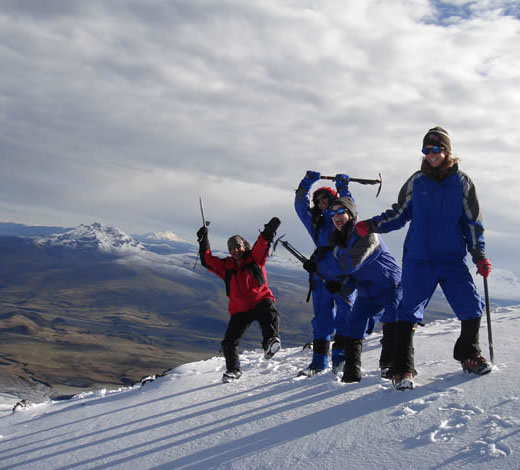 Tour December 4: Quito - Cotopaxi B, L
