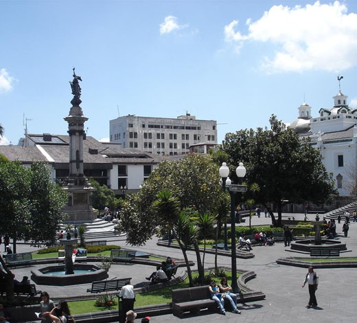 Tour December 26 / Friday: Quito