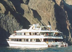4 day cruise on the Millenium Yacht (Fist Class)